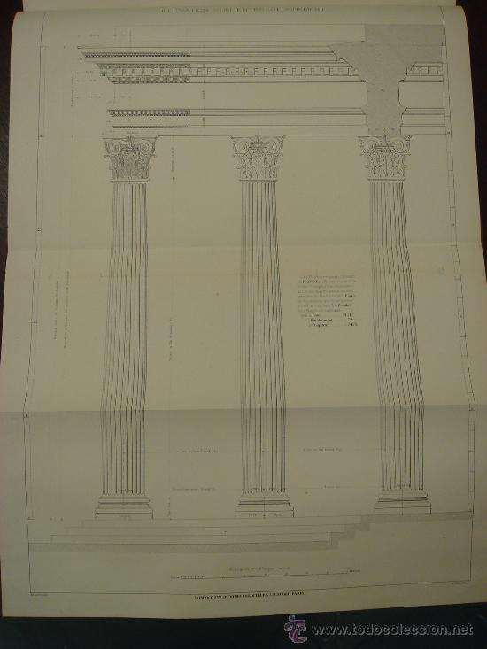 Libros antiguos: REGOLA DELLI CINQUE ORDINI D'ARCHITETTURA, 1773, I.Barozzio da Vignola - Foto 2 - 32785815