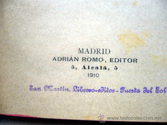 Libros antiguos: LIBRO, LAS CONSTRUCCIONES DE HORMIGON, JOSE VACCHELLI, 1910 - Foto 3 - 33209951