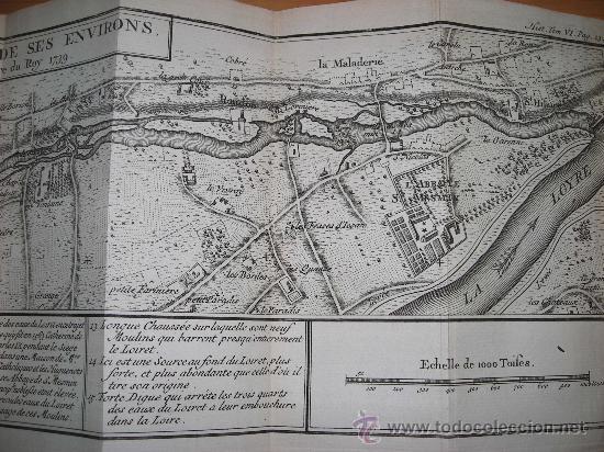 Libros antiguos: Histoire de L´Academie Royale des Inscriptions et Belles-Lettres, tomo VI, 1743, Contiene 9 grabados - Foto 9 - 33227460