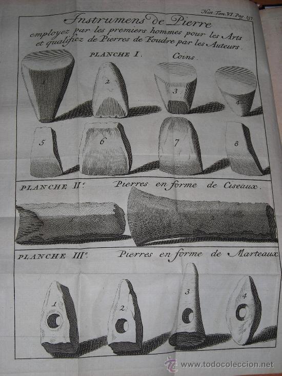 Libros antiguos: Histoire de L´Academie Royale des Inscriptions et Belles-Lettres, tomo VI, 1743, Contiene 9 grabados - Foto 11 - 33227460