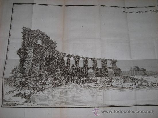Libros antiguos: Histoire de L´Academie Royale des Inscriptions et Belles-Lettres, tomo VI, 1743, Contiene 9 grabados - Foto 14 - 33227460