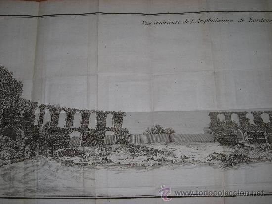 Libros antiguos: Histoire de L´Academie Royale des Inscriptions et Belles-Lettres, tomo VI, 1743, Contiene 9 grabados - Foto 15 - 33227460