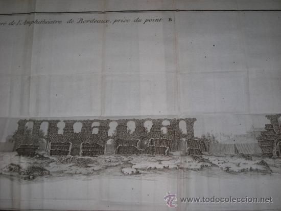 Libros antiguos: Histoire de L´Academie Royale des Inscriptions et Belles-Lettres, tomo VI, 1743, Contiene 9 grabados - Foto 16 - 33227460
