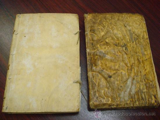 Libros antiguos: ARTE Y USO DE LA ARQUITECTURA, 1736, 2 Vol.,Lorenzo de San Nicolas y dirigido al Patriarcha San Jose - Foto 2 - 33219969