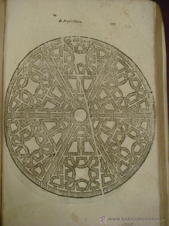 Libros antiguos: ARTE Y USO DE LA ARQUITECTURA, 1736, 2 Vol.,Lorenzo de San Nicolas y dirigido al Patriarcha San Jose - Foto 7 - 33219969