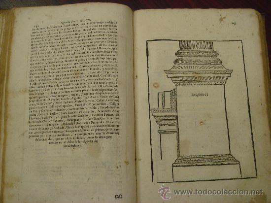 Libros antiguos: ARTE Y USO DE LA ARQUITECTURA, 1736, 2 Vol.,Lorenzo de San Nicolas y dirigido al Patriarcha San Jose - Foto 11 - 33219969