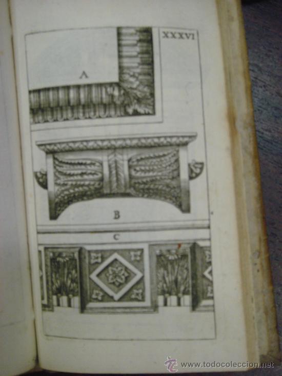 Libros antiguos: NEUE AUSGABE DER LEHRE VON DEN SÄULENORDNUNGEN, 1787, M. Jacob Barozzio v. Vignola - Foto 8 - 33290375