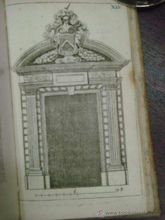 Libros antiguos: NEUE AUSGABE DER LEHRE VON DEN SÄULENORDNUNGEN, 1787, M. Jacob Barozzio v. Vignola - Foto 9 - 33290375