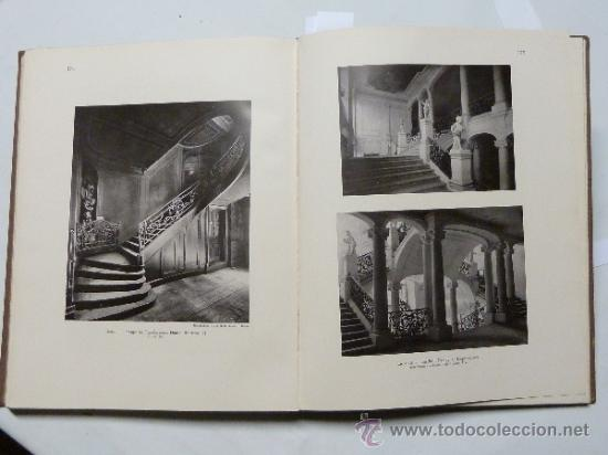 Libros antiguos: DEUTSCHE WOHN UND FESTRÄUME - R. C. H. BAER - 1912 - DECORACIÓN Y MUEBLES ALEMANES - Foto 7 - 34082611