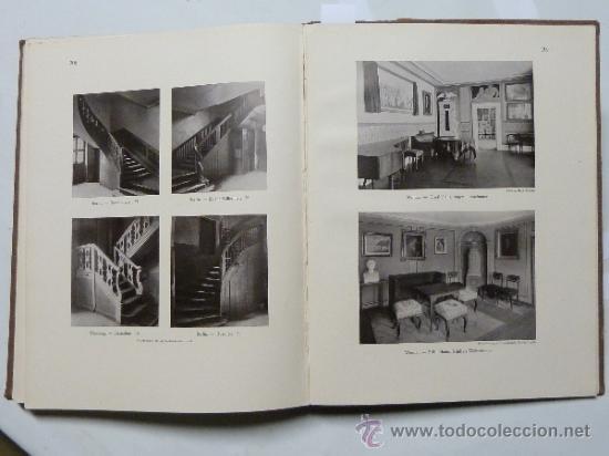 Libros antiguos: DEUTSCHE WOHN UND FESTRÄUME - R. C. H. BAER - 1912 - DECORACIÓN Y MUEBLES ALEMANES - Foto 4 - 34082611