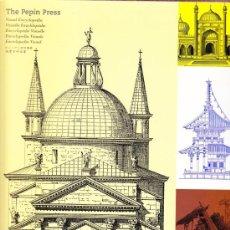 Libros antiguos: ARCHITECTURE - ARCHITEKTUR - ARCHITECTURE - ARQUITECTURA - ARCHITETTURA. Lote 34230955