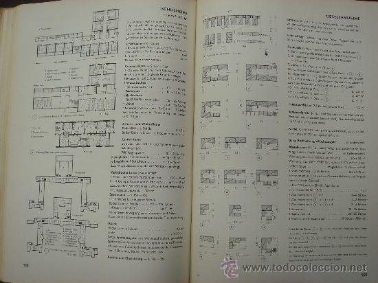 Libros antiguos: Bau-Entwurfslehre 1938 - Foto 3 - 32169048