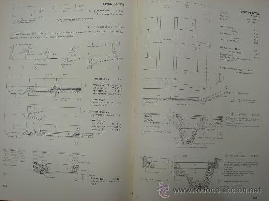 Libros antiguos: Bau-Entwurfslehre 1938 - Foto 2 - 32169048