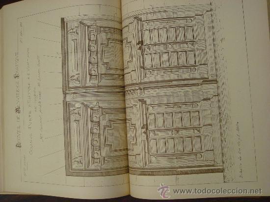 Libros antiguos: RECUEIL DE MENUISERIE PRATIQUE, Manual Practico de Carpinteria,1881?. Años 1º a 6º y del 6º al 11º. - Foto 25 - 34614996