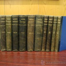 Libros antiguos: MODERNE BAUFORMEN. MONATSHEFTE FÜR ARCHITECTURE UND RAUMKUNST. AÑOS 1928 A 1935. 10 VOL.. Lote 34654052