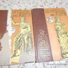 Libros antiguos: HISTORIA DEL ARTE. Lote 34682188