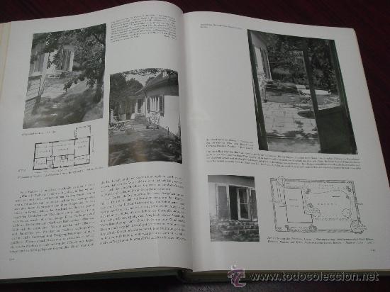 Libros antiguos: MONATSHEFTE FÜR BAUKUNST UND STÄDTEBAU. XVIII. Jahrgang, 1935 - Foto 7 - 35140362