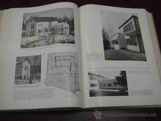 Libros antiguos: MONATSHEFTE FÜR BAUKUNST UND STÄDTEBAU. XVIII. Jahrgang, 1935 - Foto 10 - 35140362