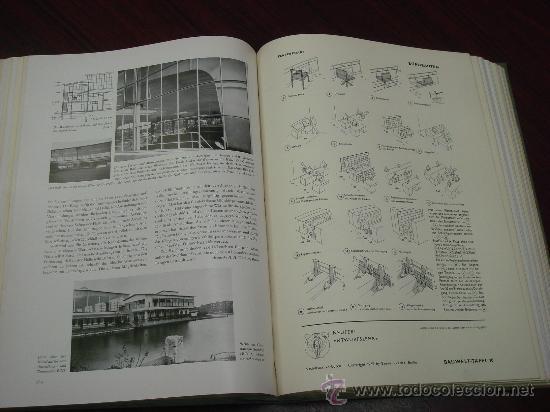 Libros antiguos: MONATSHEFTE FÜR BAUKUNST UND STÄDTEBAU. XVIII. Jahrgang, 1935 - Foto 11 - 35140362