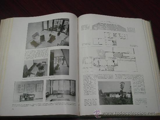 Libros antiguos: MONATSHEFTE FÜR BAUKUNST UND STÄDTEBAU. XVIII. Jahrgang, 1935 - Foto 12 - 35140362