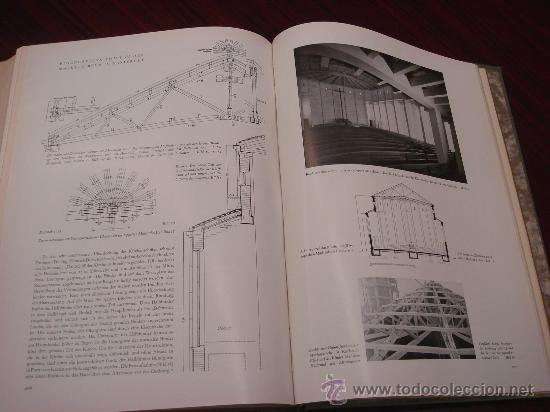 Libros antiguos: MONATSHEFTE FÜR BAUKUNST UND STÄDTEBAU. XVIII. Jahrgang, 1935 - Foto 16 - 35140362