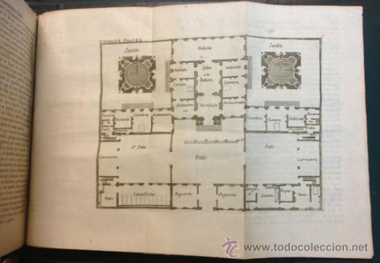Libros antiguos: ESCUELA DE ARQUITECTURA CIVIL. ATANASIO GENARO BRIZGUZ Y BRU. VALENCIA 1804. 54 LÁMINAS. DESCRIPCIÓN - Foto 6 - 35435551