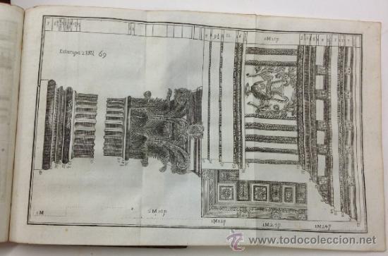 Libros antiguos: ESCUELA DE ARQUITECTURA CIVIL. ATANASIO GENARO BRIZGUZ Y BRU. VALENCIA 1804. 54 LÁMINAS. DESCRIPCIÓN - Foto 8 - 35435551
