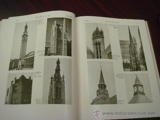 Libros antiguos: ARCHITECTURE,THE PROFESSIONAL ARCHITECTURAL MONTHLY. Vol. LXIII y LXIV. 1931. 2 Tomos. - Foto 5 - 35666396
