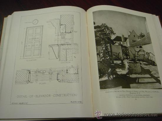 Libros antiguos: ARCHITECTURE,THE PROFESSIONAL ARCHITECTURAL MONTHLY. Vol. LXIII y LXIV. 1931. 2 Tomos. - Foto 6 - 35666396
