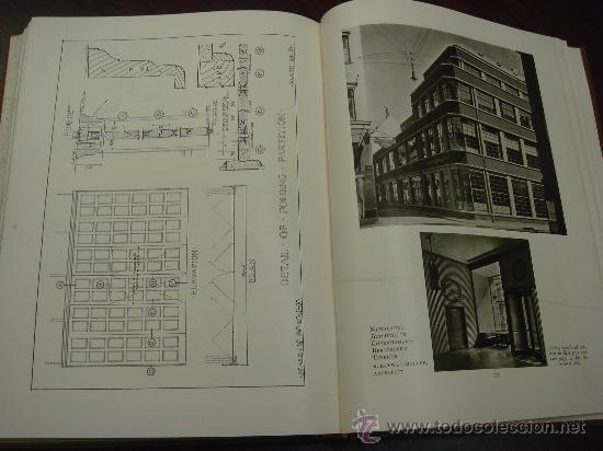 Libros antiguos: ARCHITECTURE,THE PROFESSIONAL ARCHITECTURAL MONTHLY. Vol. LXIII y LXIV. 1931. 2 Tomos. - Foto 7 - 35666396