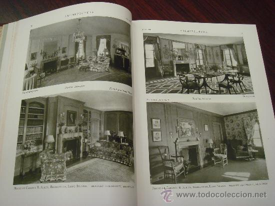 Libros antiguos: ARCHITECTURE,THE PROFESSIONAL ARCHITECTURAL MONTHLY. Vol. LXIII y LXIV. 1931. 2 Tomos. - Foto 8 - 35666396
