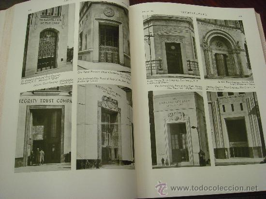 Libros antiguos: ARCHITECTURE,THE PROFESSIONAL ARCHITECTURAL MONTHLY. Vol. LXIII y LXIV. 1931. 2 Tomos. - Foto 9 - 35666396
