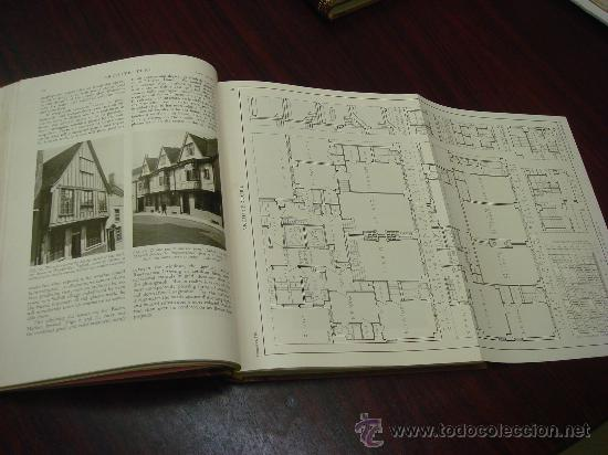 Libros antiguos: ARCHITECTURE,THE PROFESSIONAL ARCHITECTURAL MONTHLY. Vol. LXI y LXII. 1930. 2 Tomos. - Foto 3 - 35666353