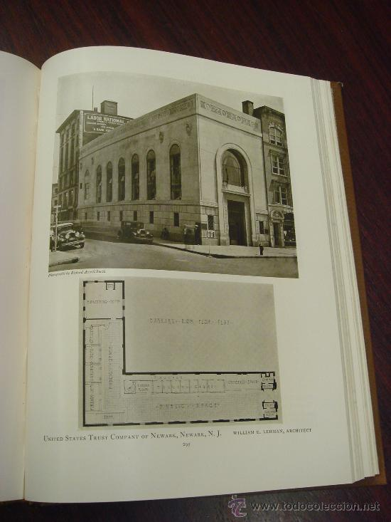 Libros antiguos: ARCHITECTURE,THE PROFESSIONAL ARCHITECTURAL MONTHLY. Vol. LXI y LXII. 1930. 2 Tomos. - Foto 5 - 35666353
