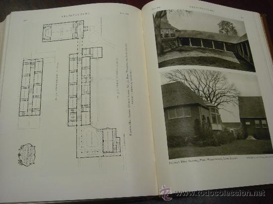Libros antiguos: ARCHITECTURE,THE PROFESSIONAL ARCHITECTURAL MONTHLY. Vol. LXI y LXII. 1930. 2 Tomos. - Foto 6 - 35666353