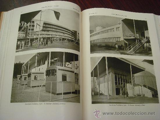 Libros antiguos: ARCHITECTURE,THE PROFESSIONAL ARCHITECTURAL MONTHLY. Vol. LXI y LXII. 1930. 2 Tomos. - Foto 9 - 35666353