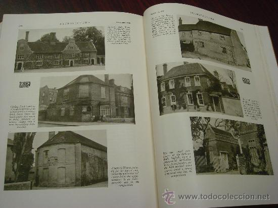 Libros antiguos: ARCHITECTURE,THE PROFESSIONAL ARCHITECTURAL MONTHLY. Vol. LXI y LXII. 1930. 2 Tomos. - Foto 12 - 35666353