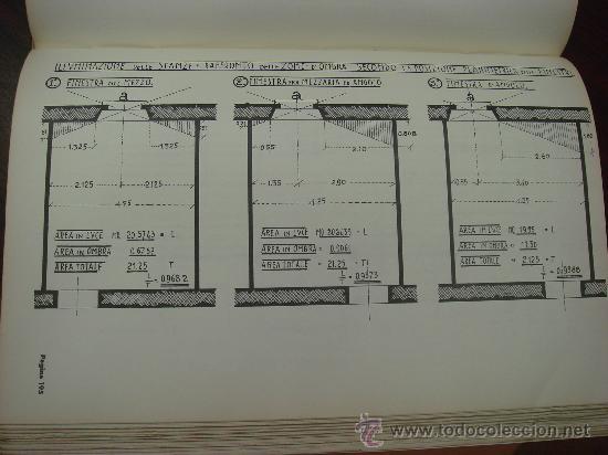 Libros antiguos: ELEMENTI DI COMPOSIZIONE DEGLI EDIFICI CIVILI. Vol. 1º. 1935 - Foto 5 - 35666015