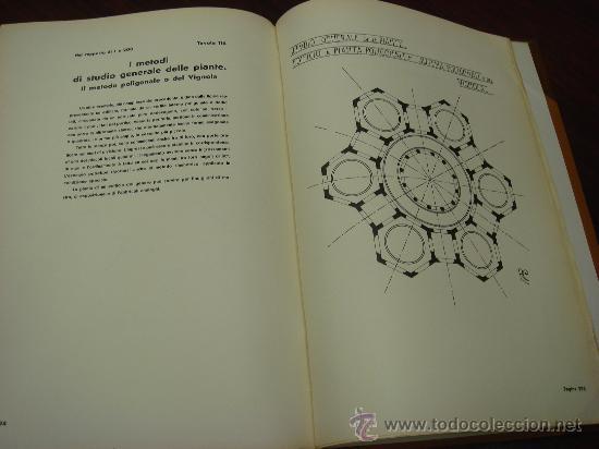 Libros antiguos: ELEMENTI DI COMPOSIZIONE DEGLI EDIFICI CIVILI. Vol. 1º. 1935 - Foto 7 - 35666015