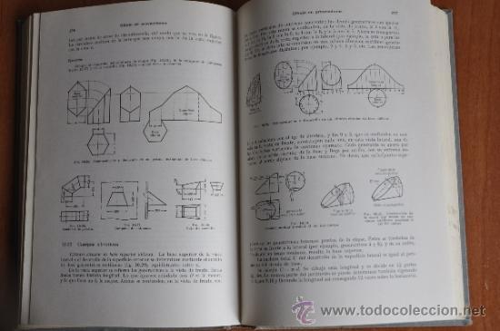 Libros antiguos: DIBUJO TÉCNICO - ALBERT BACHMANN Y RICHARD FORBERG - Foto 3 - 36052025