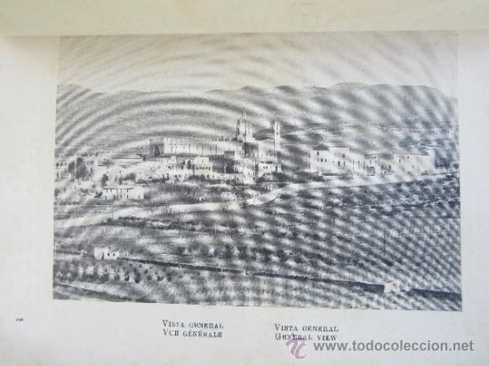Libros antiguos: catalunya artistica numero 2 - monestir de santes creus 1929 - Foto 4 - 36737337