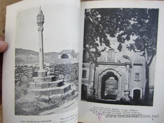Libros antiguos: catalunya artistica numero 2 - monestir de santes creus 1929 - Foto 5 - 36737337