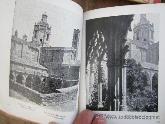 Libros antiguos: catalunya artistica numero 2 - monestir de santes creus 1929 - Foto 8 - 36737337