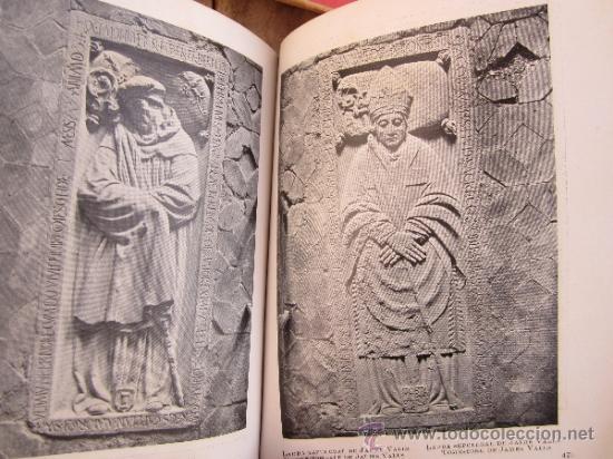 Libros antiguos: catalunya artistica numero 2 - monestir de santes creus 1929 - Foto 9 - 36737337