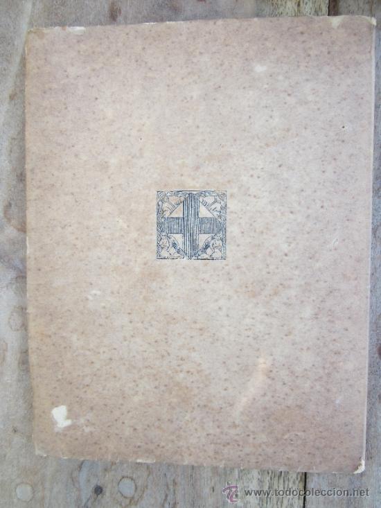 Libros antiguos: catalunya artistica numero 2 - monestir de santes creus 1929 - Foto 10 - 36737337