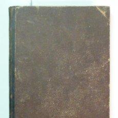 Libros antiguos: EL CONSTRUCTOR MODERNO – ARQUITECTURA Y ALBAÑILERÍA - FRANCISCO NACENTE – FINALES S.XIX. Lote 36927975