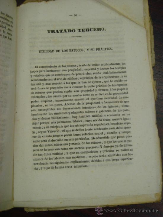 Libros antiguos: MANUAL PRÁCTICO DEL ARTE DE EDIFICAR. 1851. 2ª Edición. - Foto 4 - 37528458