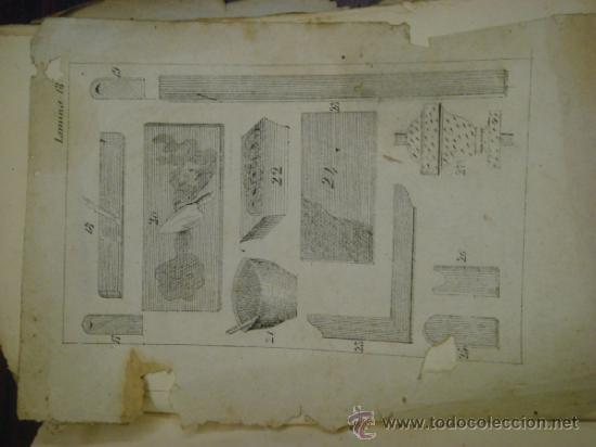 Libros antiguos: MANUAL PRÁCTICO DEL ARTE DE EDIFICAR. 1851. 2ª Edición. - Foto 7 - 37528458