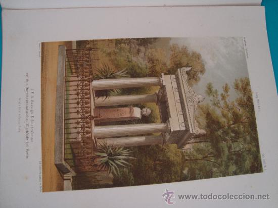Libros antiguos: 6 GRABADOS DE ARQUITECTURA PUBLICADOS POR Ernst & korn Berlín 1865 - Foto 6 - 37626114