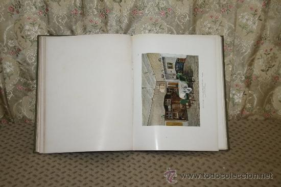 Libros antiguos: 3451- 120 INTERIEURS EN COLEURS. VV.AA. EDIT. LIB D'ARCHITECTURE DUCHER. S/F. - Foto 3 - 37780213